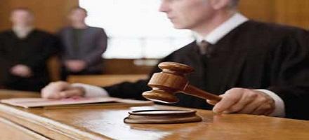 Décisions de justice